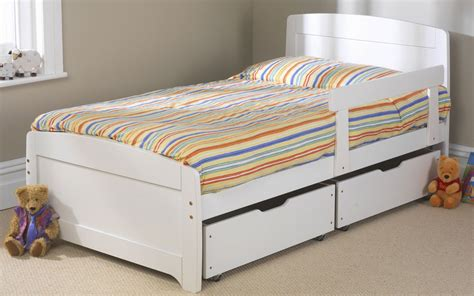white wooden king size bed frame friendship mill wooden rainbow bed mattress
