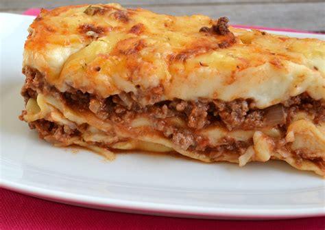 ma cuisine italienne recette lasagne nos conseils pour un plat au top qui