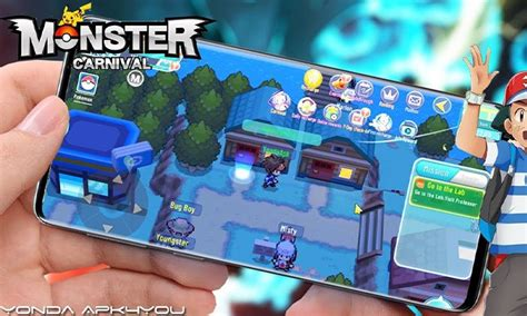 carnival pokemon monster ios android games