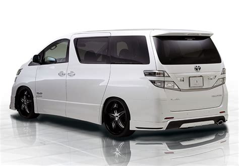 Toyota Vellfire Wallpapers by Tommykaira Toyota Vellfire 2009 Wallpapers