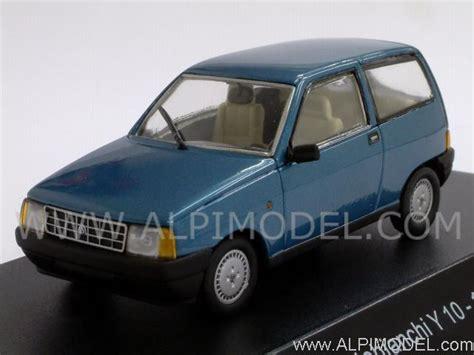 STARLINE 509121 Autobianchi Y10 1985 (Verde/Azzurro ...