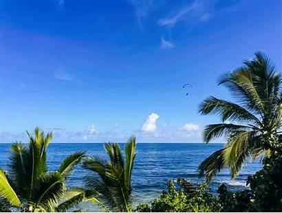 Ocean Pacific Beach Hawaii Gifs Water Gabe