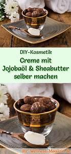 Ringelblumen Creme Selber Machen : creme mit jojoba l und sheabutter selber machen rezept und anleitung ~ Frokenaadalensverden.com Haus und Dekorationen