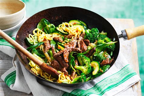 3 add zucchini to same skillet; How to make a diabetic-friendly honey soy beef dish Recipe ...