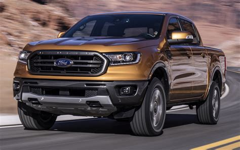 2019 Ford 2 3 Ecoboost by 2019 Ford Ranger Revealed For The United States 2 3