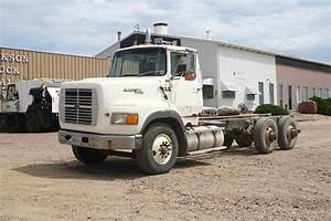 1990 Ford Lt9000 Heavy Duty Cab  U0026 Chassis Truck For Sale