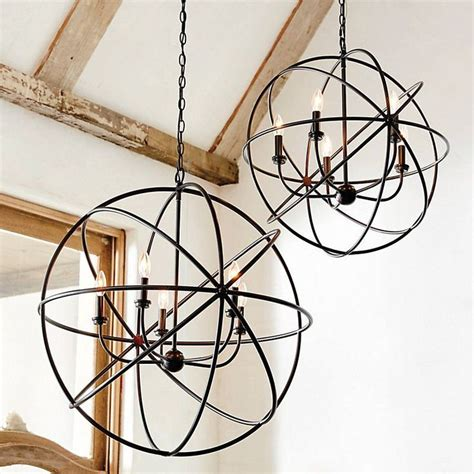 25 best ideas about orb chandelier on modern