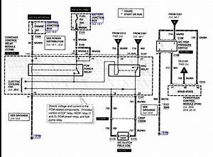 2002 Ford  Engaging  Neen A Schematic Of Ac Control Circuits