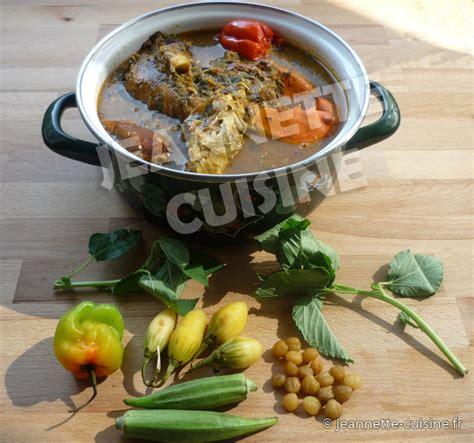 cuisine ivoiriene la sauce n tro plat africain jeannette cuisine