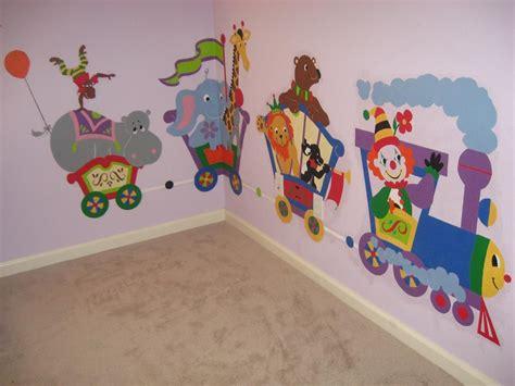 large circus paint by number wall mural decoedu 872 | f46004b8f760d3e742f2f74b3dd943da