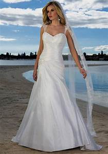 Simple elegant wedding dresses for the beach wedding for Simple elegant wedding dresses for the beach