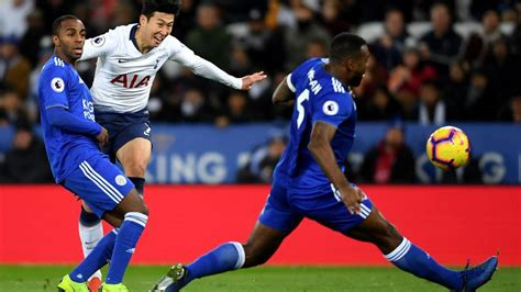 Tottenham vs Leicester City: Kick-off time, TV and ...