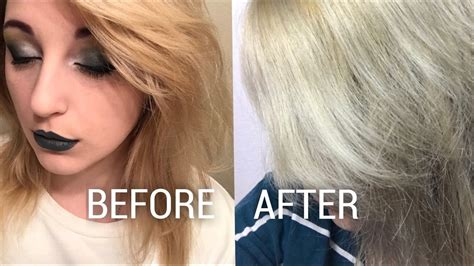 color before and after pictures shimmer lights shoo before and after