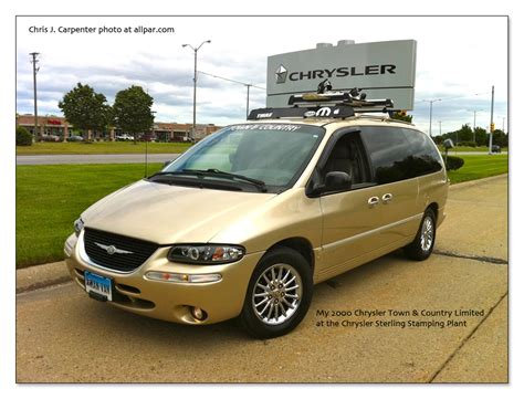automotive repair manual 2000 chrysler town country navigation system car of the month august 2011 j carpenter s 2000 chrysler town country limited