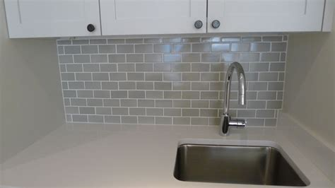 sacks kitchen tile sacks 2 x 4 grey subway tile backsplash jmorrisdesign 4071