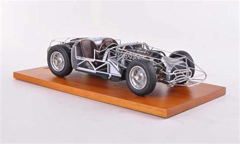 Maserati 300 S Rolling Chassis 1956 Cmc Diecast Model Car