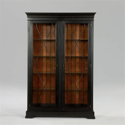townhouse birkhouse display cabinet traditional