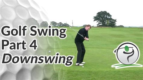 Golf Downswing - How to Bring the Club Down Along the ...