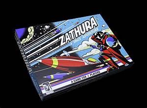 ZATHURA: A SPACE ADVENTURE (2005) - Board Game Box ...