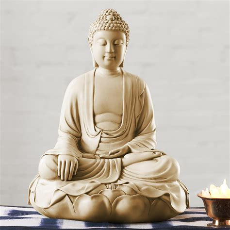earth touching buddha statue dharmacrafts