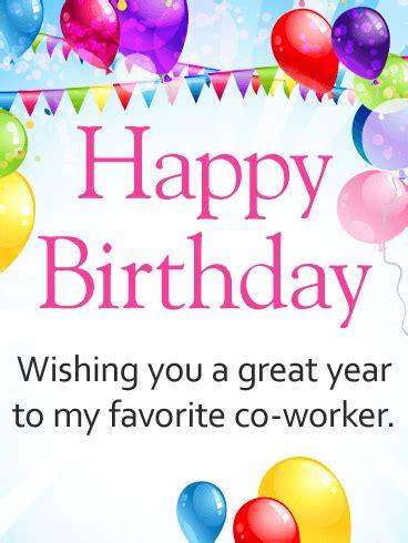 happy birthday flag card   worker birthday greeting cards  davia