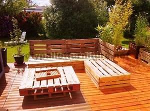 Palettenmöbel Garten Selber Machen : garden lounge mit paletten 3 balkon pinterest garten palette und lounge ~ Eleganceandgraceweddings.com Haus und Dekorationen