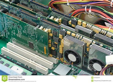 192 l int 233 rieur d un ordinateur images stock image 12122244