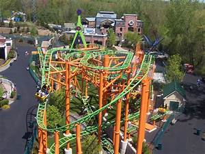 TR: Six Flags New England June 5 - Theme Park Review