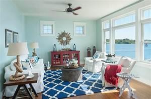 Rhode island beach cottage interior ideas home bunch for Interior decorator rhode island
