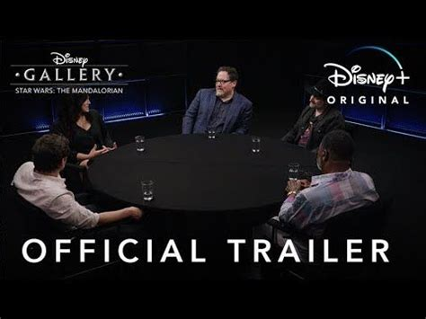 Disney Gallery: The Mandalorian | Official Trailer ...