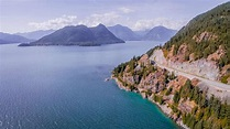 Sea to Sky Highway Road Trip: Vancouver to Whistler - Rock a Little Travel