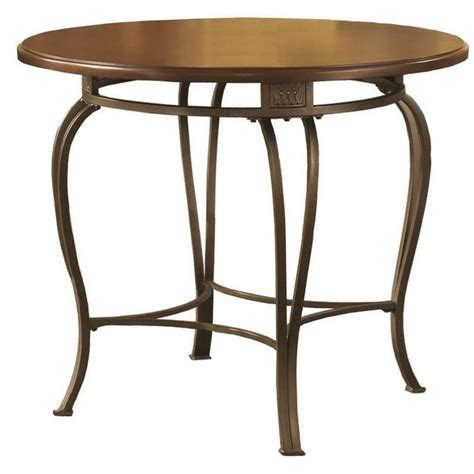 36 inch round kitchen table hillsdale montello 36 inch round casual dining table in