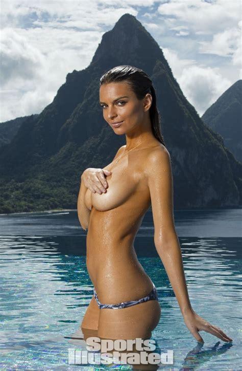 EMILY RATAJKOWSKI in Sports Illustrated 2014 Swimsuit ...