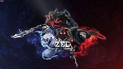 Zed Legends League Project Mobile Cool Lol