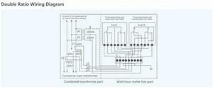 Jls 6kv 10kv 35kv High Voltage Metering Unit Combined Transformer Voltage Transformer Current