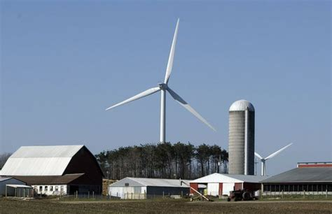 Wind Energy Proponents And Opponents Won't Give Up Their Ongoing Debate As Mason County Approves