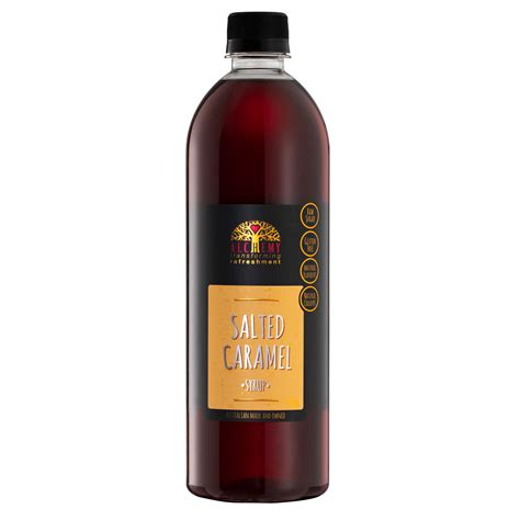 Use it in lattes, mochas, coffee, cocoas, smoothies and shakes, steamers, sodas, cocktails & mocktails. Salted Caramel Syrup 750ml - Coffee Syrup Range