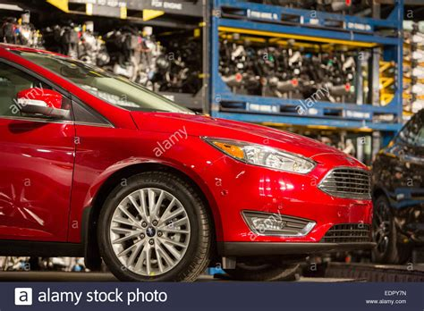 Ford Focus Plant by Ford Focus Stock Photos Ford Focus Stock Images Alamy