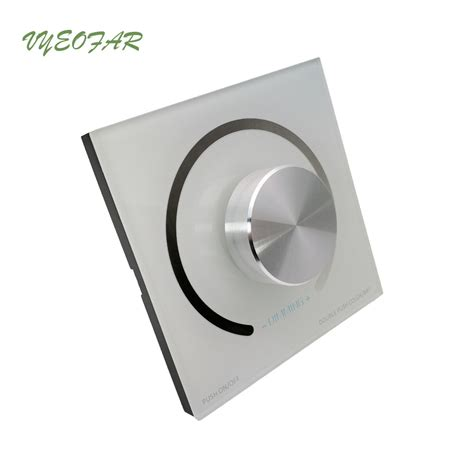 new led strip dimmer 12v dimming pwm controller wall