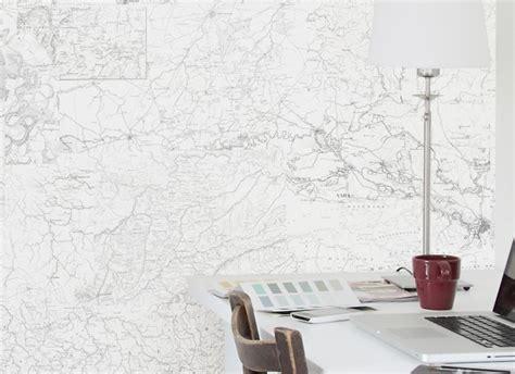 papier peint bureau le papier peint en noir et blanc joli place