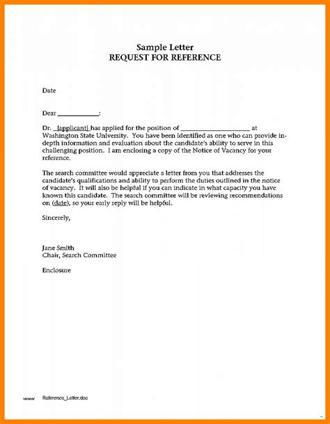 Letter To Ask For Recommendation by 9 Asking A Professor For A Letter Of Recommendation