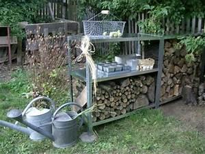 Holzlagerung Im Haus : villa hildegard juli 2008 ~ Markanthonyermac.com Haus und Dekorationen