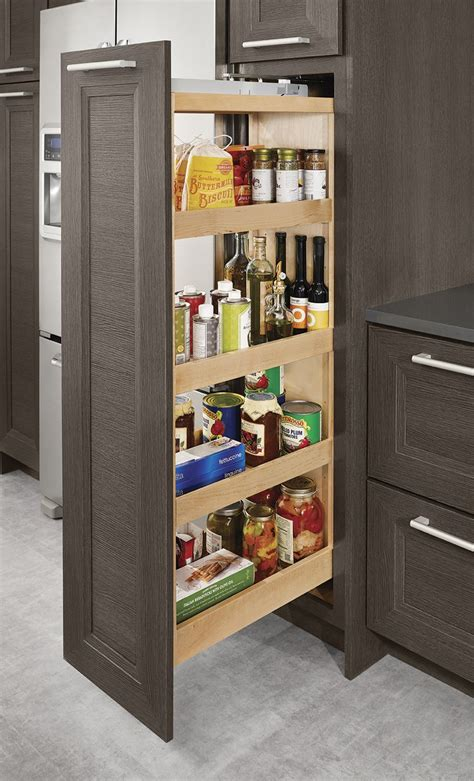 Kitchen Pantry Cabinet by Kraftmaid Kitchen Pantry Cabinet Wow