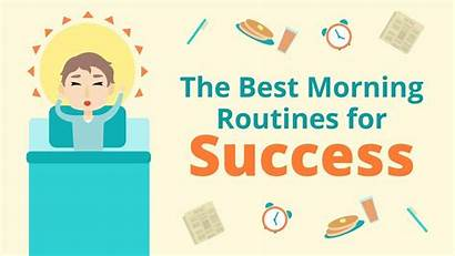 Routine Morning Waking Upon Successo Regimens Minutes