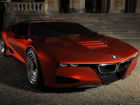 Bmw M1 Concept, Desktop Wallpaper Nr. 56449 By