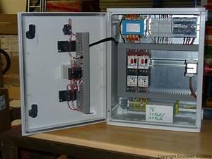 Armoire Electrique De Chambre Froid