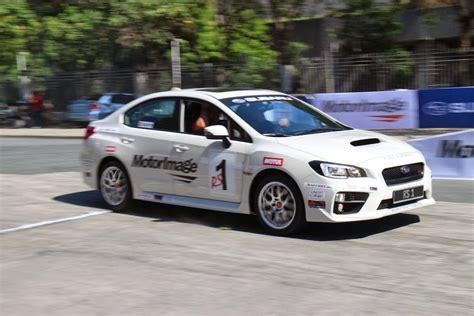 Subaru Wrx And Wrx Sti Graces Stand; Gets