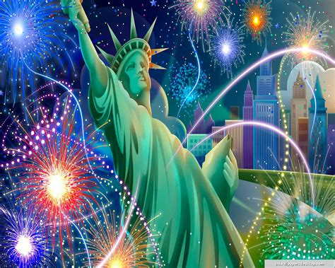 Disney 4th of July Day Backgrounds