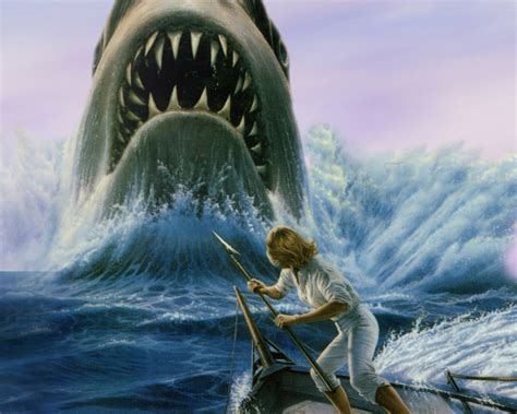 Painted Boats Movie by Jaws The Revenge How The Sequel Went So Horribly Wrong