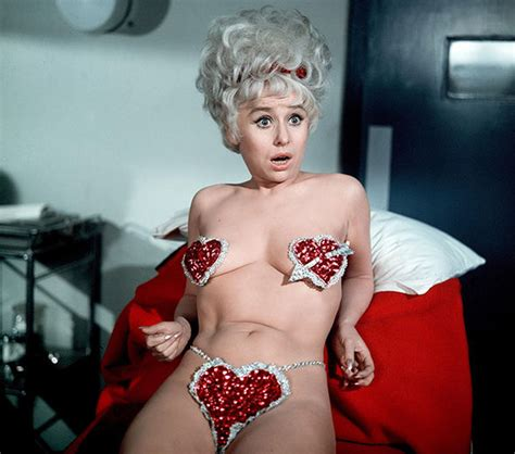 Dame Barbara Windsor turns 80: Carry On legend flashes ...